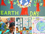 Earth Day Projects at Hampton