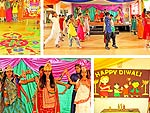 Hampton School held a Diwali themed week filled with fun and educational activities for our Pupils