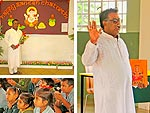 Hampton School pupils learn the importance of Ganesh Chaturthi to Hindus