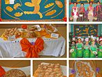 Fete Du Pain in Mauritius Primary School