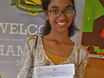 Hampton School Pupil with PSAC 2019 Results